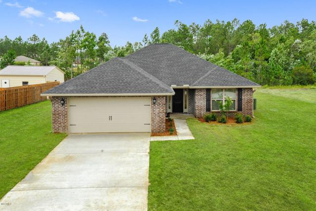 19601 Waltrip Way, Saucier, MS 39574 (MLS #341809) :: Sherman/Phillips