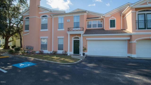 2252 Beach Dr #1205, Gulfport, MS 39507 (MLS #341896) :: Amanda & Associates at Coastal Realty Group