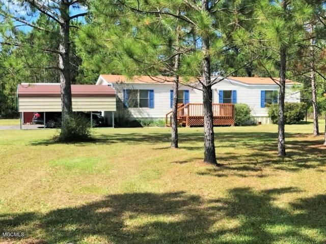 13613 Southern Pine Rd, Vancleave, MS 39565 (MLS #342536) :: Sherman/Phillips