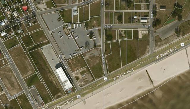 4306 Ford St, Gulfport, MS 39501 (MLS #342569) :: Sherman/Phillips