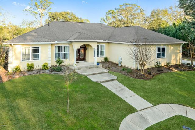 106 Fairway Dr, Pass Christian, MS 39571 (MLS #342781) :: Sherman/Phillips