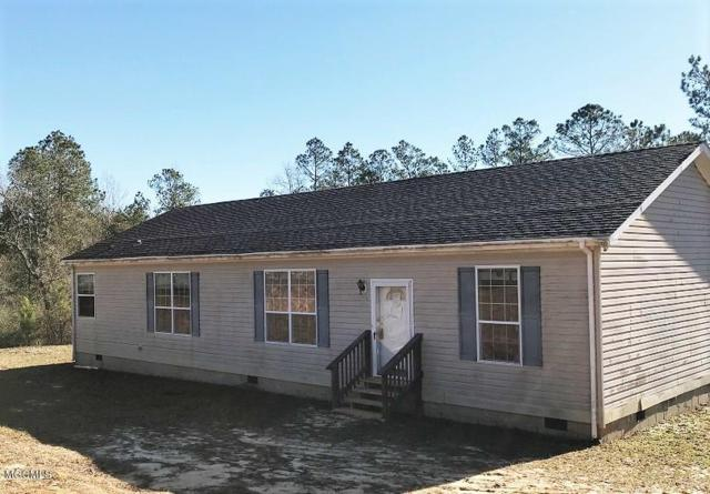 70 Hunters Walk, Wiggins, MS 39577 (MLS #342803) :: Sherman/Phillips
