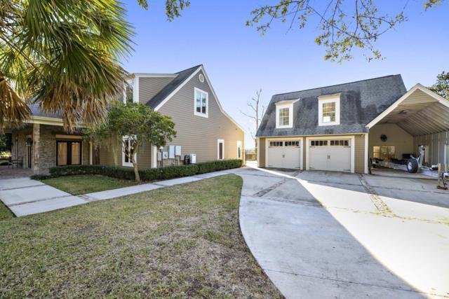 9621 Oak Crest Ln, Ocean Springs, MS 39564 (MLS #342820) :: Sherman/Phillips