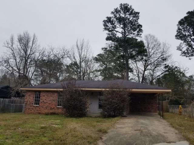 34 Forrest Dr, Hattiesburg, MS 39402 (MLS #342941) :: Amanda & Associates at Coastal Realty Group