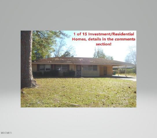 812 Lackland Dr, Biloxi, MS 39532 (MLS #343018) :: Amanda & Associates at Coastal Realty Group