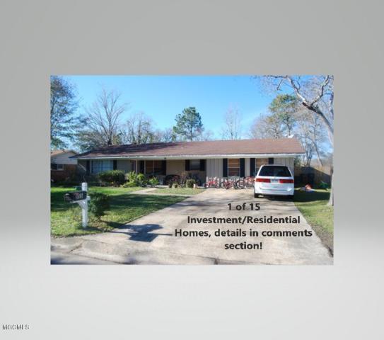865 Lackland Dr, Biloxi, MS 39532 (MLS #343022) :: Amanda & Associates at Coastal Realty Group