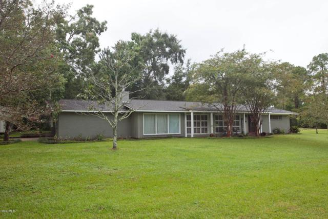 125 Bayou Cir, Gulfport, MS 39507 (MLS #343110) :: Amanda & Associates at Coastal Realty Group