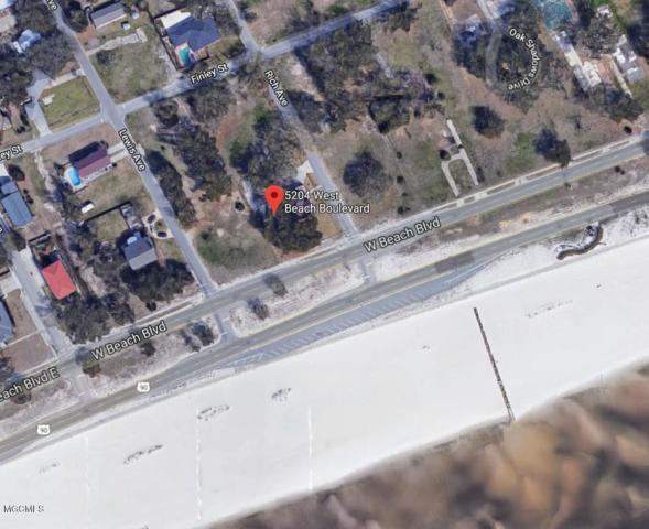 5204 W Beach Blvd, Gulfport, MS 39501 (MLS #343310) :: Amanda & Associates at Coastal Realty Group
