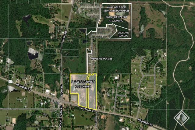 19530 Hwy 53, Gulfport, MS 39503 (MLS #343314) :: Amanda & Associates at Coastal Realty Group