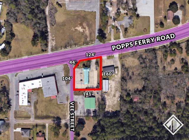 896 Vee St, Biloxi, MS 39532 (MLS #343653) :: Coastal Realty Group