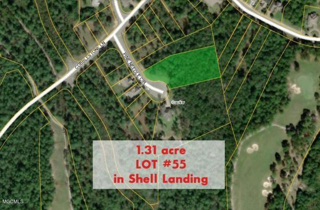 Lot 55 Pine Needle Cir, Gautier, MS 39553 (MLS #343723) :: Amanda & Associates at Coastal Realty Group