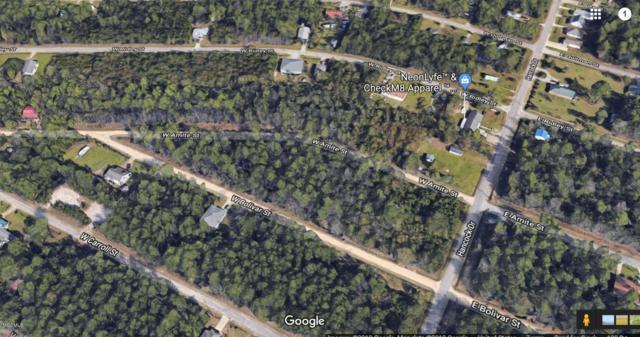 0 W Amite St, Bay St. Louis, MS 39520 (MLS #344260) :: Amanda & Associates at Coastal Realty Group