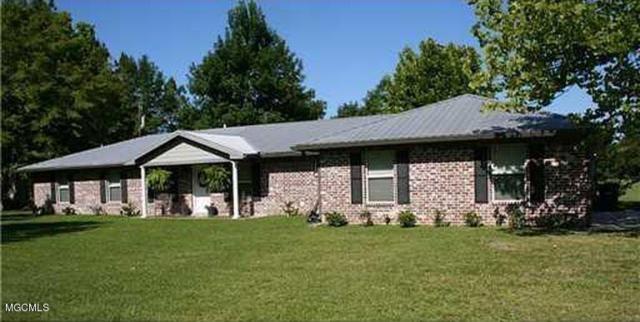 7001 Baker Rd, Vancleave, MS 39565 (MLS #344367) :: Amanda & Associates at Coastal Realty Group