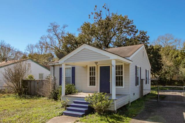 1505 Williams St, Pascagoula, MS 39567 (MLS #344383) :: Amanda & Associates at Coastal Realty Group