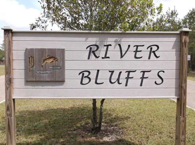 Lot 55 River Bluffs Dr., Vancleave, MS 39565 (MLS #344400) :: Amanda & Associates at Coastal Realty Group