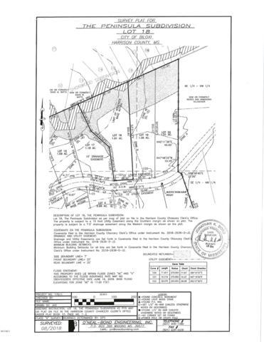 Lot 18 Wetzel Dr, Biloxi, MS 39532 (MLS #344470) :: Amanda & Associates at Coastal Realty Group