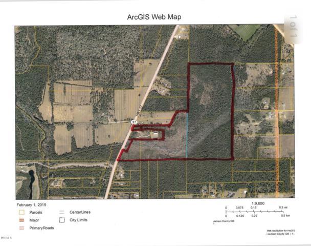 0 Hwy 57, Vancleave, MS 39565 (MLS #344494) :: Amanda & Associates at Coastal Realty Group