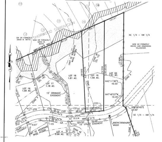 Lot 19 Wetzel Dr, Biloxi, MS 39532 (MLS #344507) :: Amanda & Associates at Coastal Realty Group