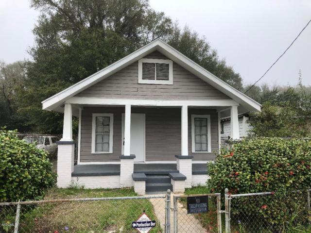 1524 20th St, Gulfport, MS 39501 (MLS #344601) :: Amanda & Associates at Coastal Realty Group