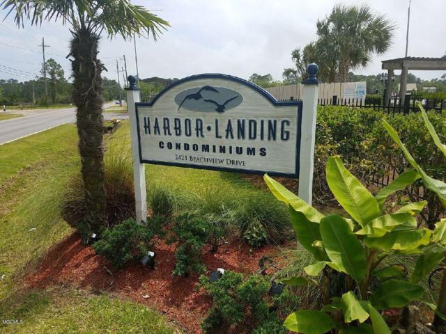 2421 Beachview Dr Unit F13 Slip 9, Ocean Springs, MS 39564 (MLS #345289) :: Coastal Realty Group