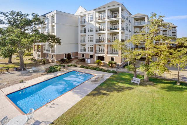 1100 W Beach Blvd #408, Pass Christian, MS 39571 (MLS #345432) :: Coastal Realty Group
