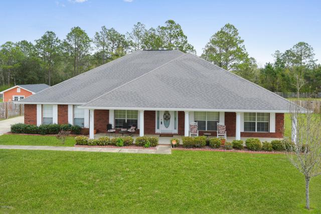 10311 Lake Forest Dr, Ocean Springs, MS 39565 (MLS #345501) :: Sherman/Phillips