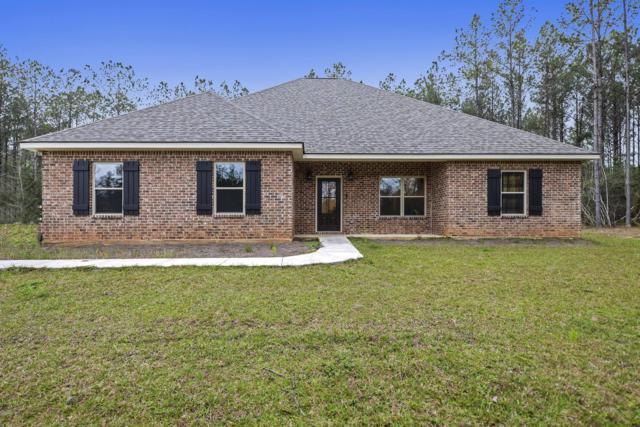 3110 Eagle Ridge Rd, Vancleave, MS 39565 (MLS #345533) :: Sherman/Phillips