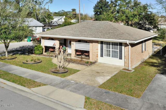 922 40th Ave, Gulfport, MS 39501 (MLS #345557) :: Amanda & Associates at Coastal Realty Group