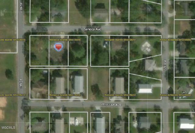 2102 Seneva Avenue, Pascagoula, MS 39567 (MLS #345632) :: Coastal Realty Group