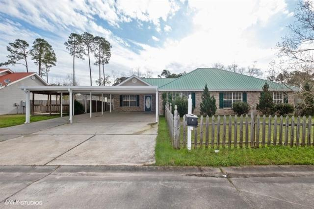 806 Kyle Cir, Waveland, MS 39576 (MLS #345879) :: Sherman/Phillips