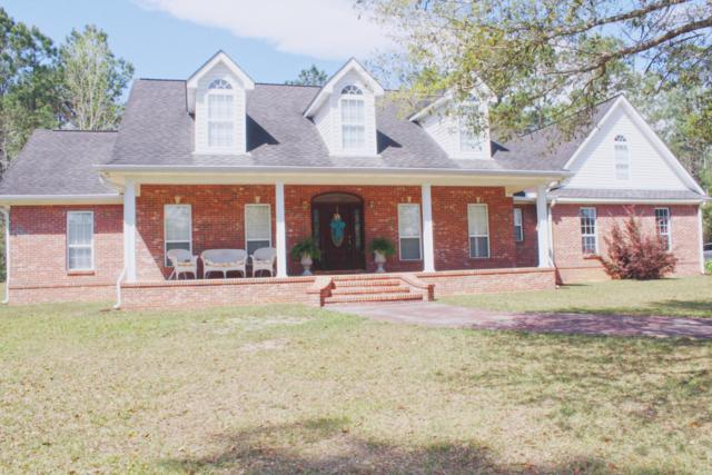 2500 River Bluffs Dr, Vancleave, MS 39565 (MLS #345942) :: Sherman/Phillips