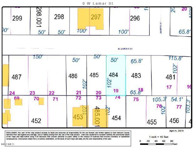 0 W Lamar St, Bay St. Louis, MS 39520 (MLS #346409) :: Coastal Realty Group