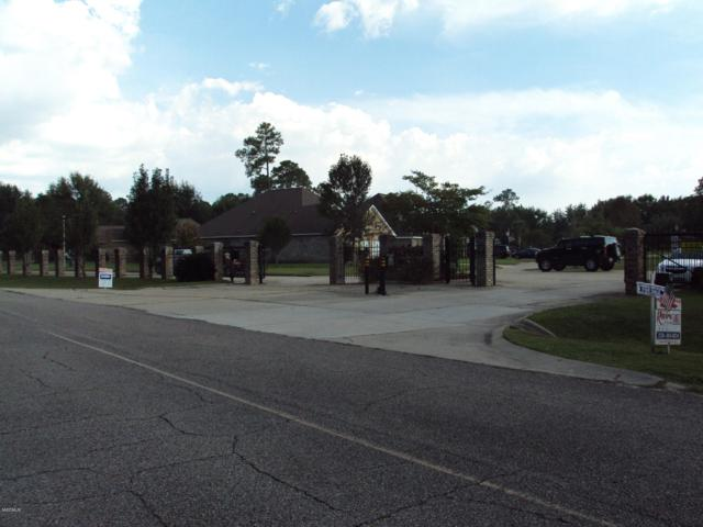 Lot 5 Bonsecur Rd, Gautier, MS 39553 (MLS #346574) :: The Sherman Group