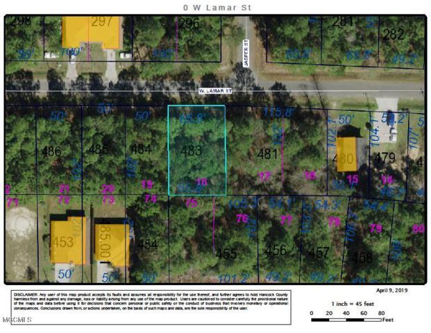 0 W Lamar St, Bay St. Louis, MS 39520 (MLS #346602) :: Coastal Realty Group