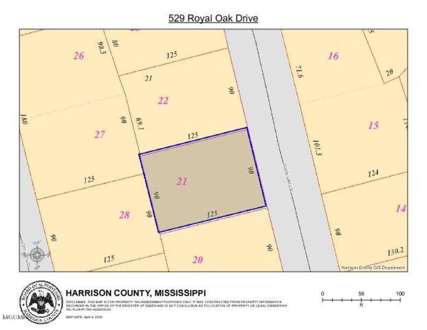 529 Royal Oak Dr, Pass Christian, MS 39571 (MLS #346638) :: Coastal Realty Group