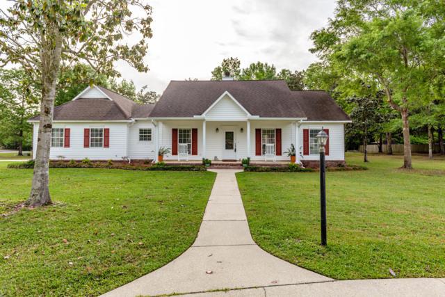 1613 Magnolia Bluff Dr, Gautier, MS 39553 (MLS #346792) :: Coastal Realty Group
