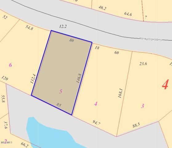 0 Royal Oak Dr, Pass Christian, MS 39571 (MLS #346892) :: Coastal Realty Group