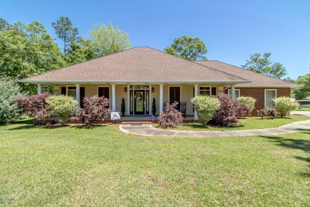 13308 Little Bluff Dr, Vancleave, MS 39565 (MLS #346897) :: Coastal Realty Group