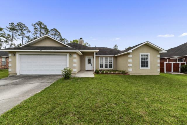 8021 Longwood Dr, Gautier, MS 39553 (MLS #347036) :: Coastal Realty Group