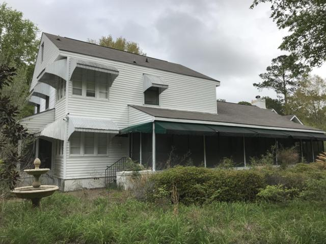 617 Mcneil-Henleyfield Rd, Carriere, MS 39426 (MLS #347292) :: Coastal Realty Group