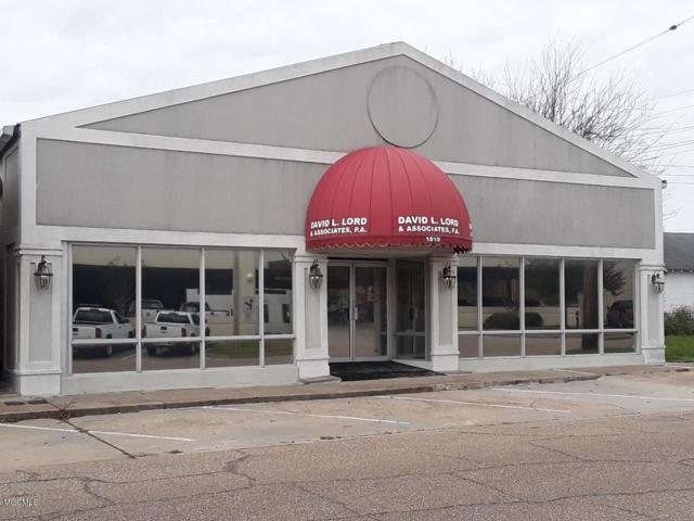 1819 24th Ave, Gulfport, MS 39501 (MLS #347319) :: Coastal Realty Group