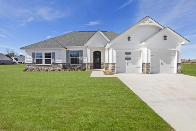 10463 E Landon Green Cir, Gulfport, MS 39503 (MLS #347744) :: Coastal Realty Group