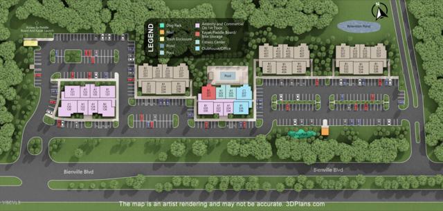 2501 Bienville Blvd #516, Ocean Springs, MS 39564 (MLS #347785) :: Coastal Realty Group
