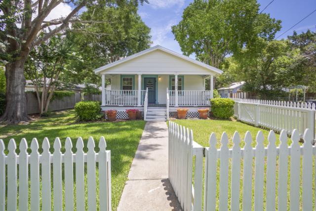 502 Russell Ave, Ocean Springs, MS 39564 (MLS #348022) :: Coastal Realty Group