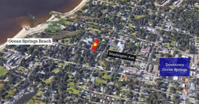 315 Washington Ave, Ocean Springs, MS 39564 (MLS #348153) :: Coastal Realty Group