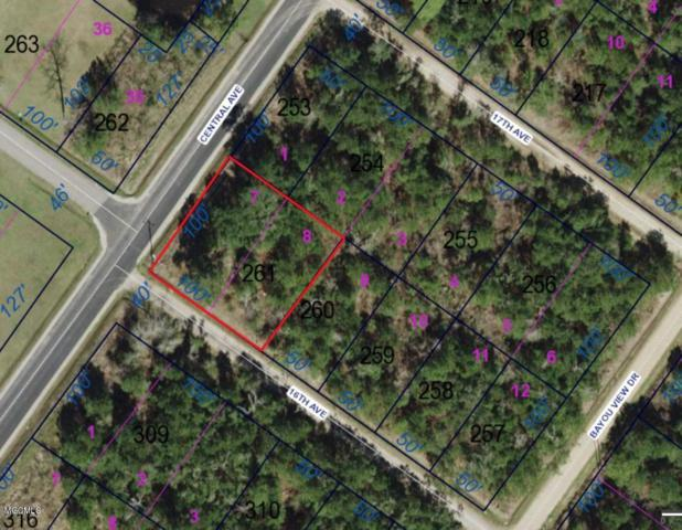 11066 Central Ave, Bay St. Louis, MS 39520 (MLS #348415) :: Coastal Realty Group