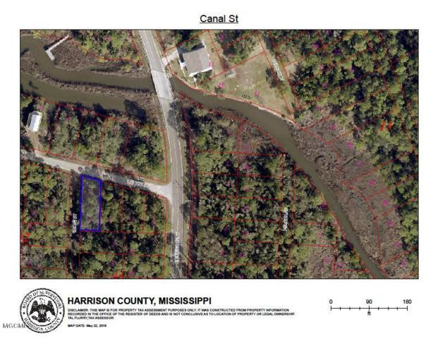 0 Vance St, Pass Christian, MS 39571 (MLS #348536) :: Coastal Realty Group