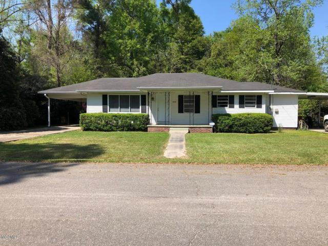 1210 Manning St, Picayune, MS 39466 (MLS #348567) :: Sherman/Phillips