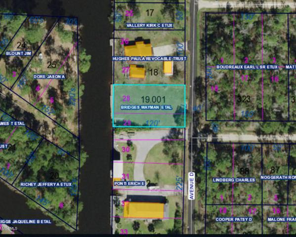 00 Ave D, Bay St. Louis, MS 39520 (MLS #348599) :: Coastal Realty Group