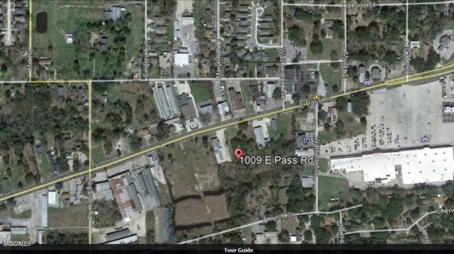 1009 E Pass Rd, Gulfport, MS 39507 (MLS #349045) :: Coastal Realty Group